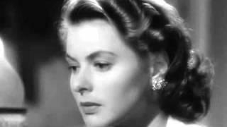 Casablanca Best Scene-Play it sam! For old time's sake... thumbnail