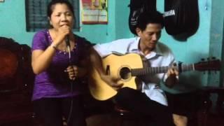Ngõ Hồn Qua Đêm - Cẩm Vân - Guitar-Hữu Thông