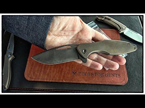 KOENIG - ARIUS & GOBLIN - TITAN | Tools For Gents | EDC Werkzeug Gear