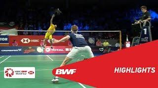 Download Video DANISA DENMARK OPEN 2018   Badminton MS - SF - Highlights   BWF 2018 MP3 3GP MP4