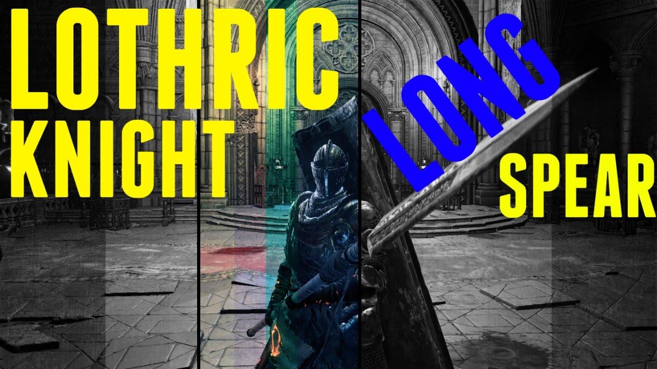 Dark Souls  Spear Build Pvp