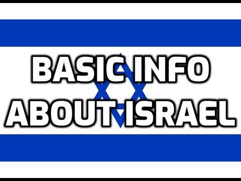 Israel | Basic Information | Everyone Must Know