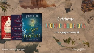 Join In. Read for Free. Explore the World. | World Book Day 2018 | AmazonCrossing