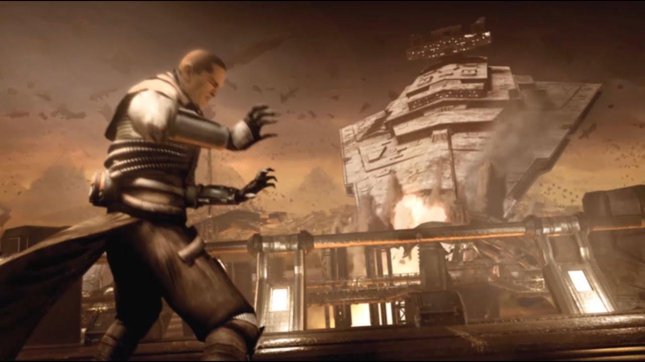 Star Wars Jedi: Fallen Order будет похожа на Force Unleashed, но «без каких-то суперспособностей»