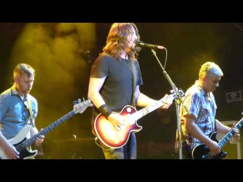 """""""Schools Out (Alice Cooper Cover)"""" Foo Fighters@Firefly Festival Dover, DE 6/20/14"""