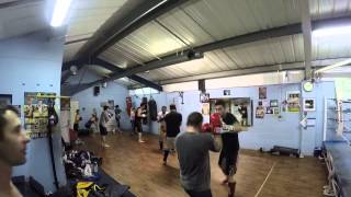 Thai Pad And Fitness Session Gopro19 5 2015