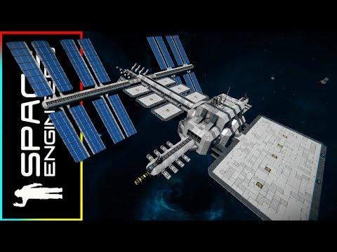 HullTec Fuel Station 2.0 - Space Engineers