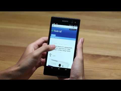 Tinhte.vn - Trên tay Sony Xperia C3