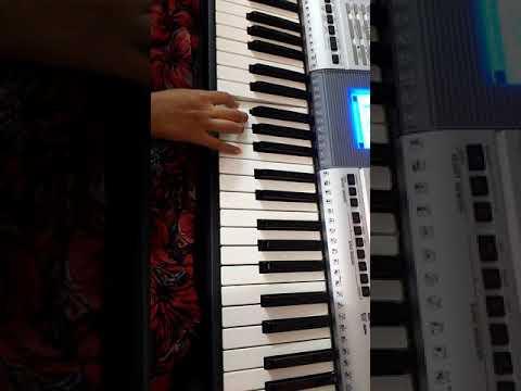 Challa piano tutorial