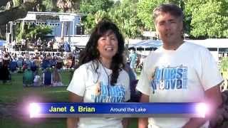 """JUNE 2015 Events in Mt Dora, FL - """"Around the Lake"""""""