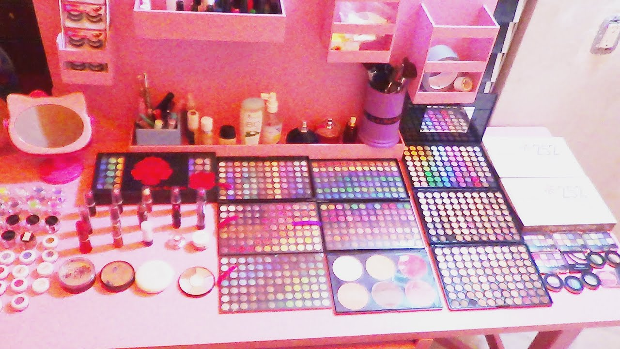 ideas para organizar tu maquillaje  YouTube