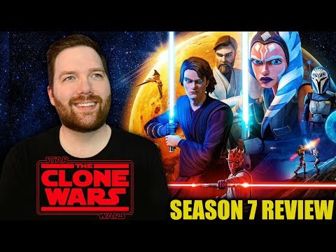 Star Wars: The Clone Wars - Season 7 Review