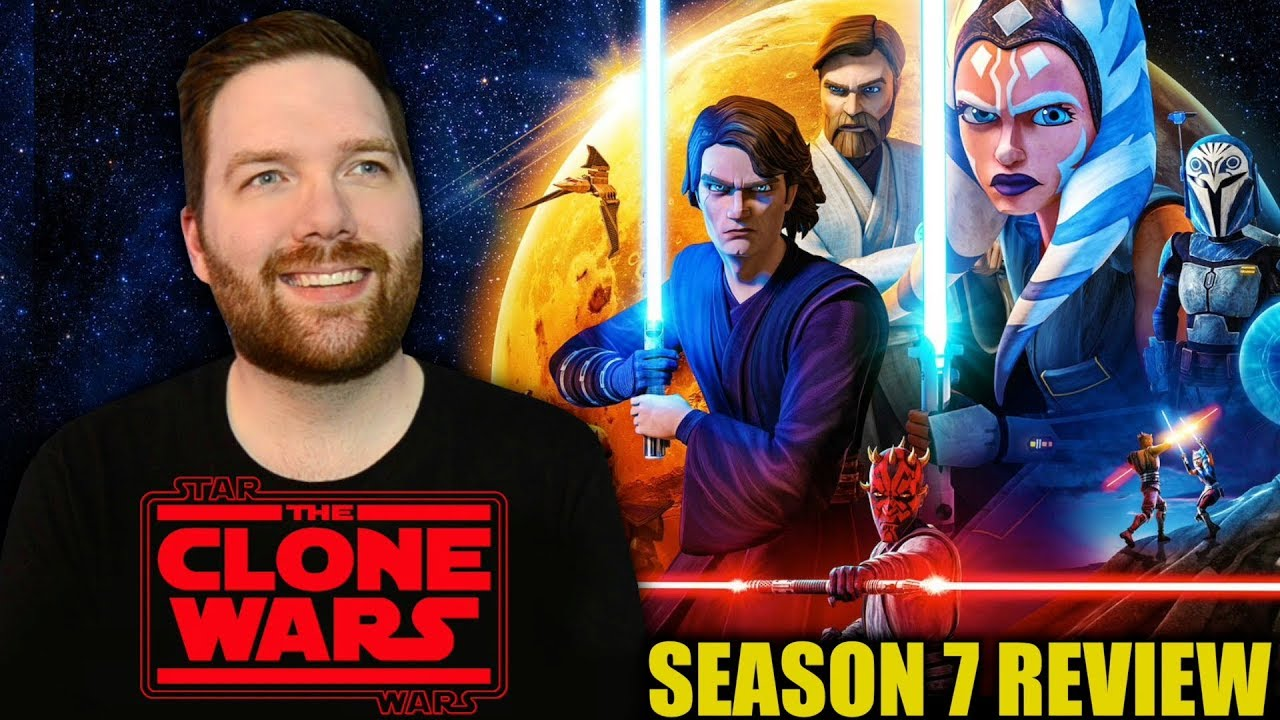 Download Star Wars: The Clone Wars - Season 7 Review