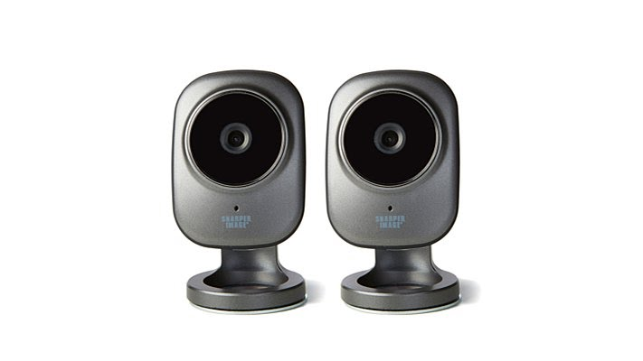 Sharper Image 2pack HD IP SmartCams with Motion Detection