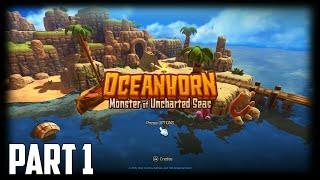 Oceanhorn: Monster of Uncharted Seas - 100% Walkthrough Part 1 [PS4] – Hermit's Island