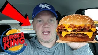 Burger King Philly Cheese King (Reed Reviews)