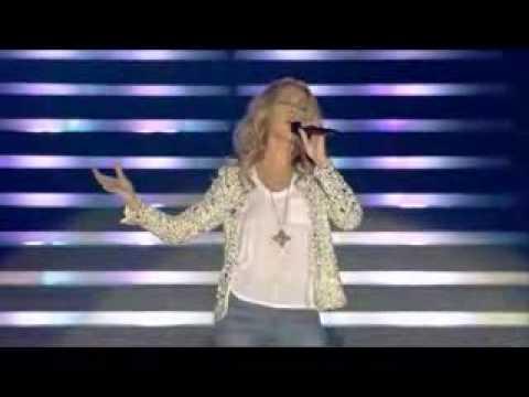 Celine Dion & Éric Lapointe L'amour Existe Encore Live Sur Le Plaines DVD  YouTube