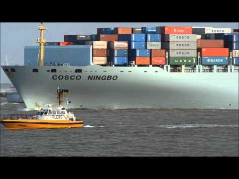 111230 Shipspotting Rotterdam