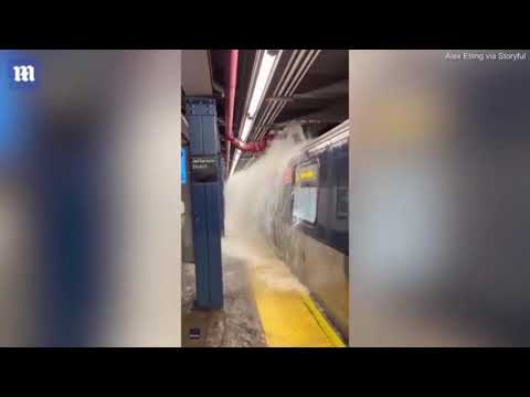 Ida Impact: MTA Service Limited After Flood Waters Fill Subways ...