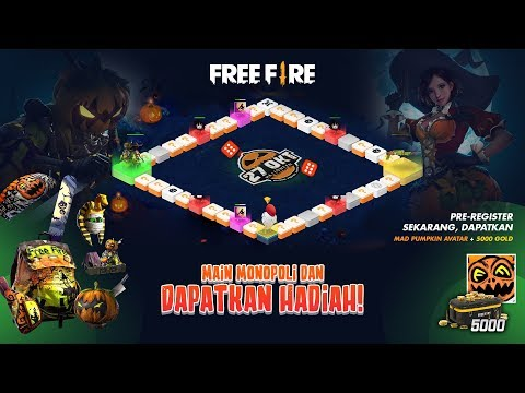 Main Monopoly Bareng Lola The Witch! - Garena Free Fire