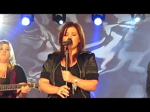 Kelly Clarkson [ Cry ] Jimmy Kimmel - HD