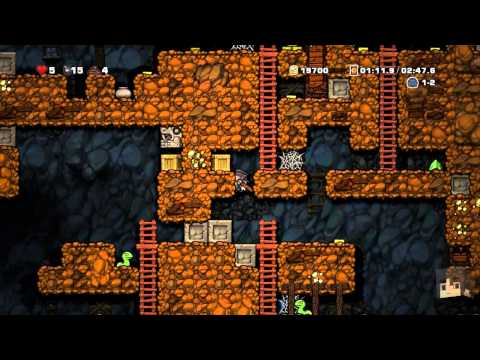 "Spelunky Daily 04/29/2015 - ""lottery"""
