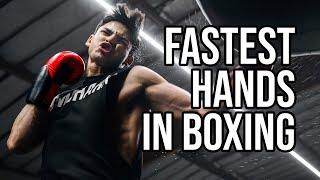 RYAN GARCIA: FASTEST HANDS IN BOXING | Gymshark Motivation