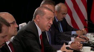 الحرب في  سوريا وتداعياتها على طاولة قمة مجموعة ال20