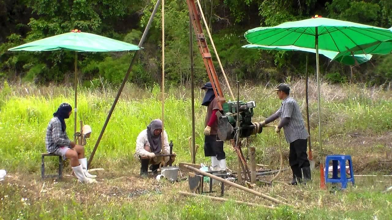 Soil Boring Test By Civil Cmu Youtube