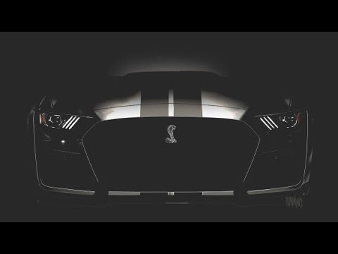 2019 Ford Mustang Shelby GT500 Teaser!