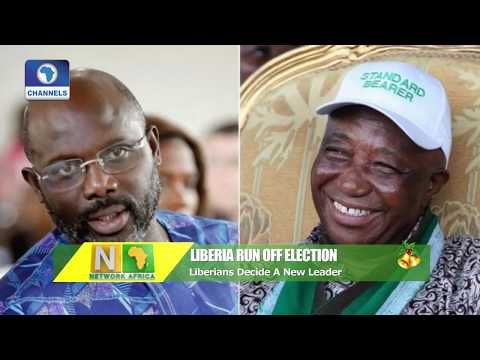 Liberia Election Observer Updates On Weah Boakai Run Off |Network Africa|