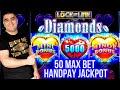 $50 Max Bet HANDPAY JACKPOT On High Limit Lock It Link | Las Vegas Casino JACKPOT