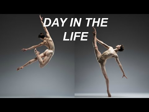 DAY IN THE LIFE OF A BALLET DANCER