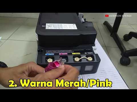 Unboxing Printer Epson L120 - Epson L120 review