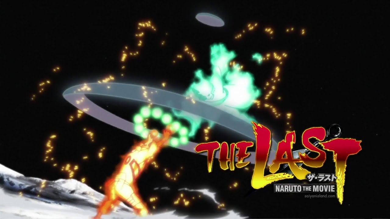The Last Naruto The Movie Clips (Brief Naruto Vs Toneri