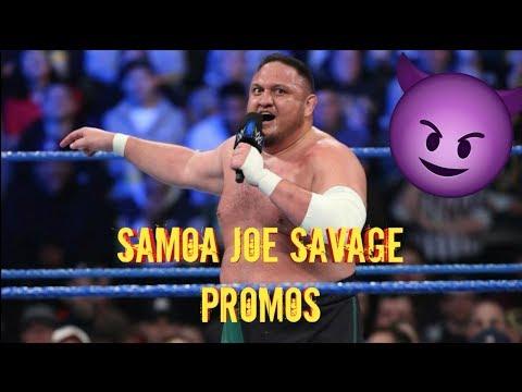 Samoa Joe Savage Promos Mp3
