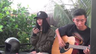 I'm sorry babe - cover by Minh Ngân check in cafe Sport.
