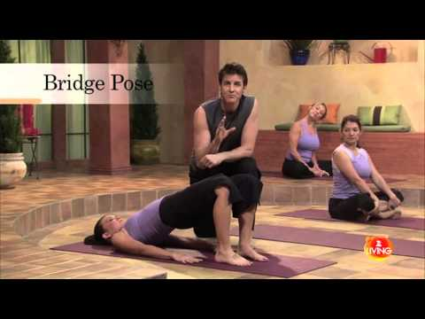 Alleviate Anxiety - Yoga Class Full 44 Minutes Yoga For Life |  | Z Living