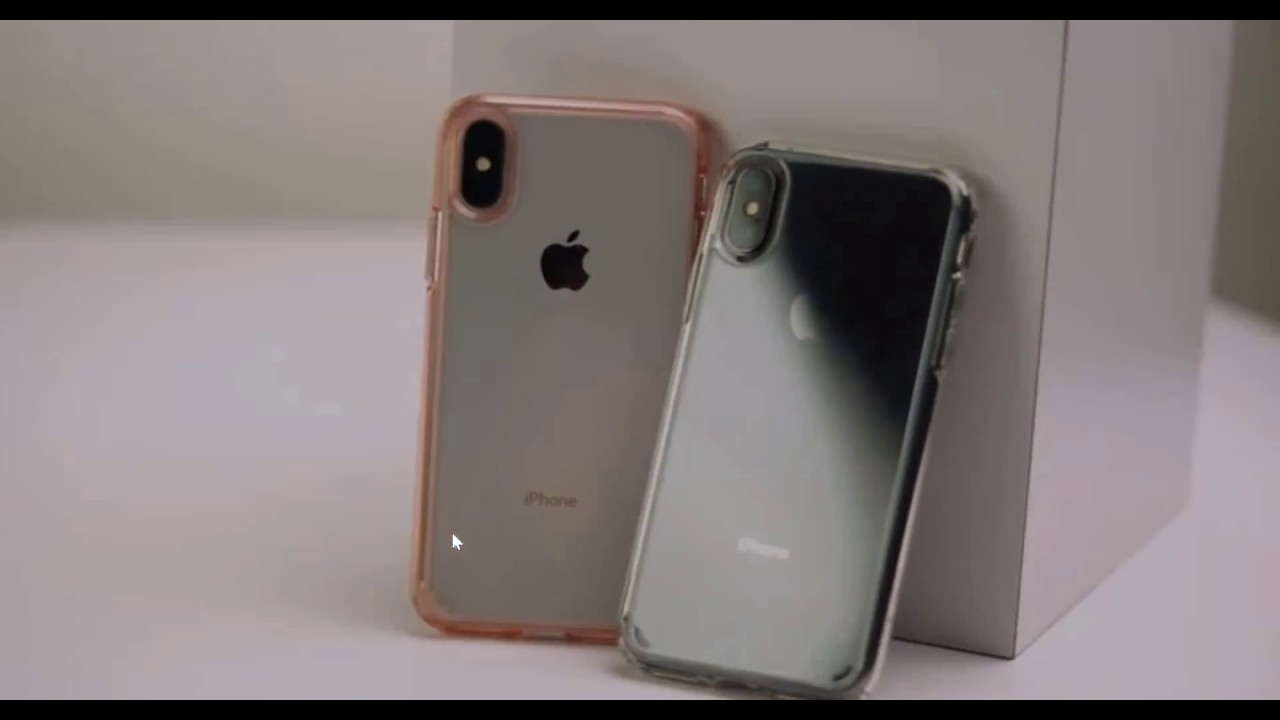 new product cc31a 5d3d7 Spigen Ultra Hybrid Designed for Apple iPhone Xs Case 2018 / Designed for  Apple iPhone X Case 2017