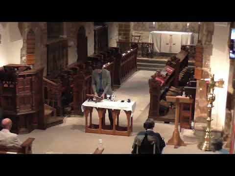 16/08/20 Canford Magna 0900 Parish Communion