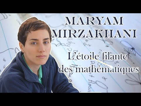 Download MARYAM MIRZAKHANI : L'ÉTOILE FILANTE DES MATHÉMATIQUES #CMH10
