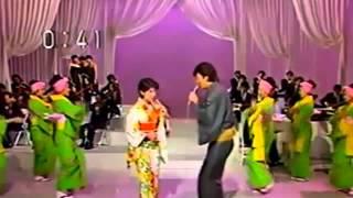 東京音頭 五木ひろし・森昌子 Itsuki Hiroshi・Mori Masako.