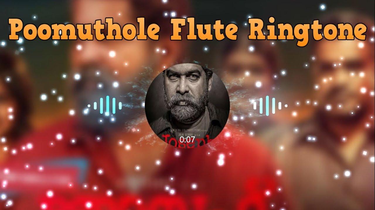 Download Poomuthole flute ringtone | Joseph Malayalam Movie | poomuthole ringtone download | Titter Media