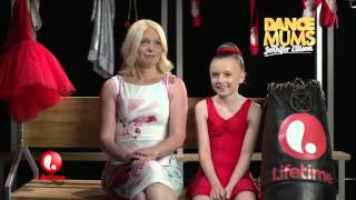 Mum Vs Me Quiz with Aleah Danielle | Dance Mums with Jennifer Ellison