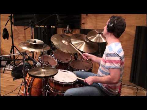 """Jack Bennett - """"Overture"""" Grade 8 Trinity Drumkit"""