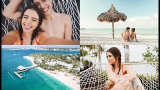 1 YEAR ANNIVERSARY VLOG / PRIVATE ISLAND | Jess Conte