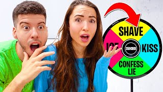 Spin The DARE Wheel Challenge with Typical Gamer!