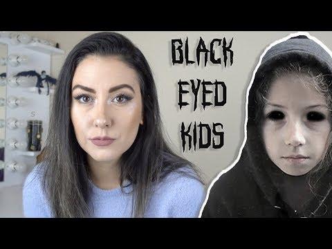 SİYAH GÖZLÜ ÇOCUKLAR | Black Eyed Children (Paranormal)