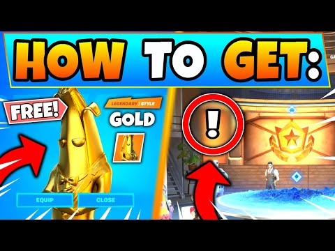 HOW TO GET FREE GOLD SKINS *NOW* In FORTNITE! - Chapter 2 Battle Pass Skins In Battle Royale!