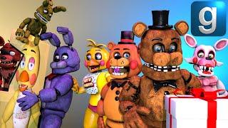Gmod FNAF   Five Lost Nights At Freddy's [Part 13]